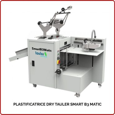 PLASTIFICATRICE-DRY-TAULER-SMART-B3-MATIC-PLASTITECH