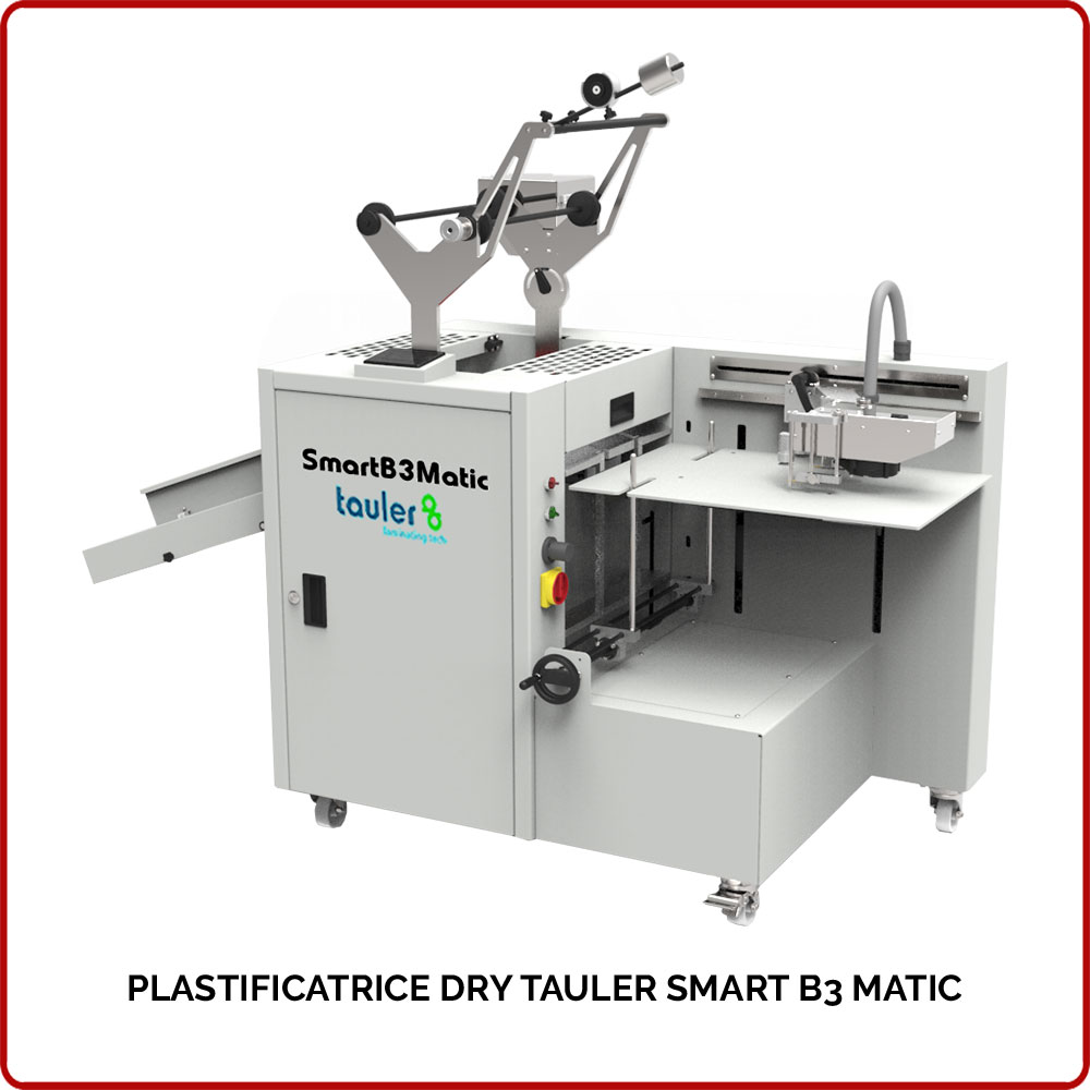 PLASTIFICATRICE-DRY-TAULER-SMART-B3-MATIC-PLASTITECH